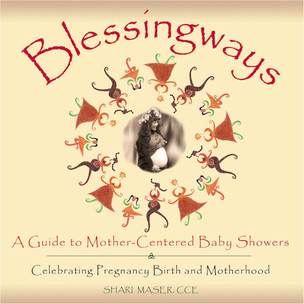 Blessingway Book Cover: Blessingways